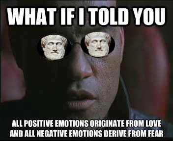 Neo Aristotle Meme